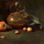 Persimmons and Copper